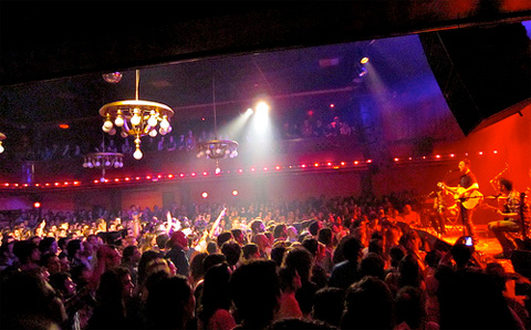 Discover the barcelona nightlife for Sala apolo barcelona