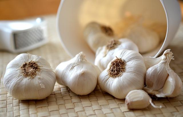 garlic for pan tumaca