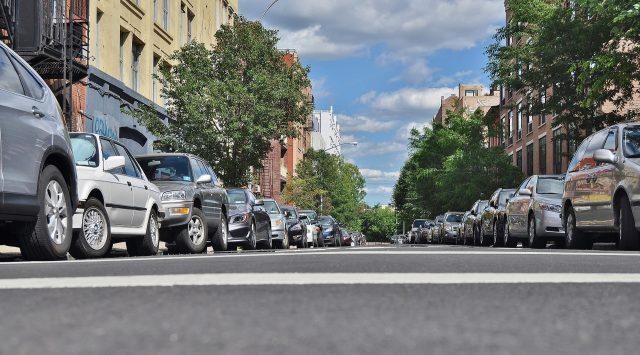 streetside parking