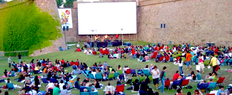 Barcelona Cinema Sala Montjuic