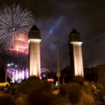 Catalan and Spanish traditions in New Year's Eve