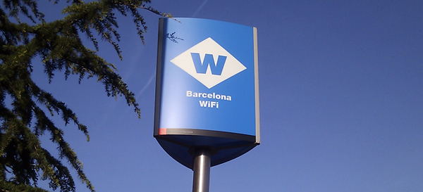 Barcelona FREE WIFI LOCATIONS IN BARCELONA