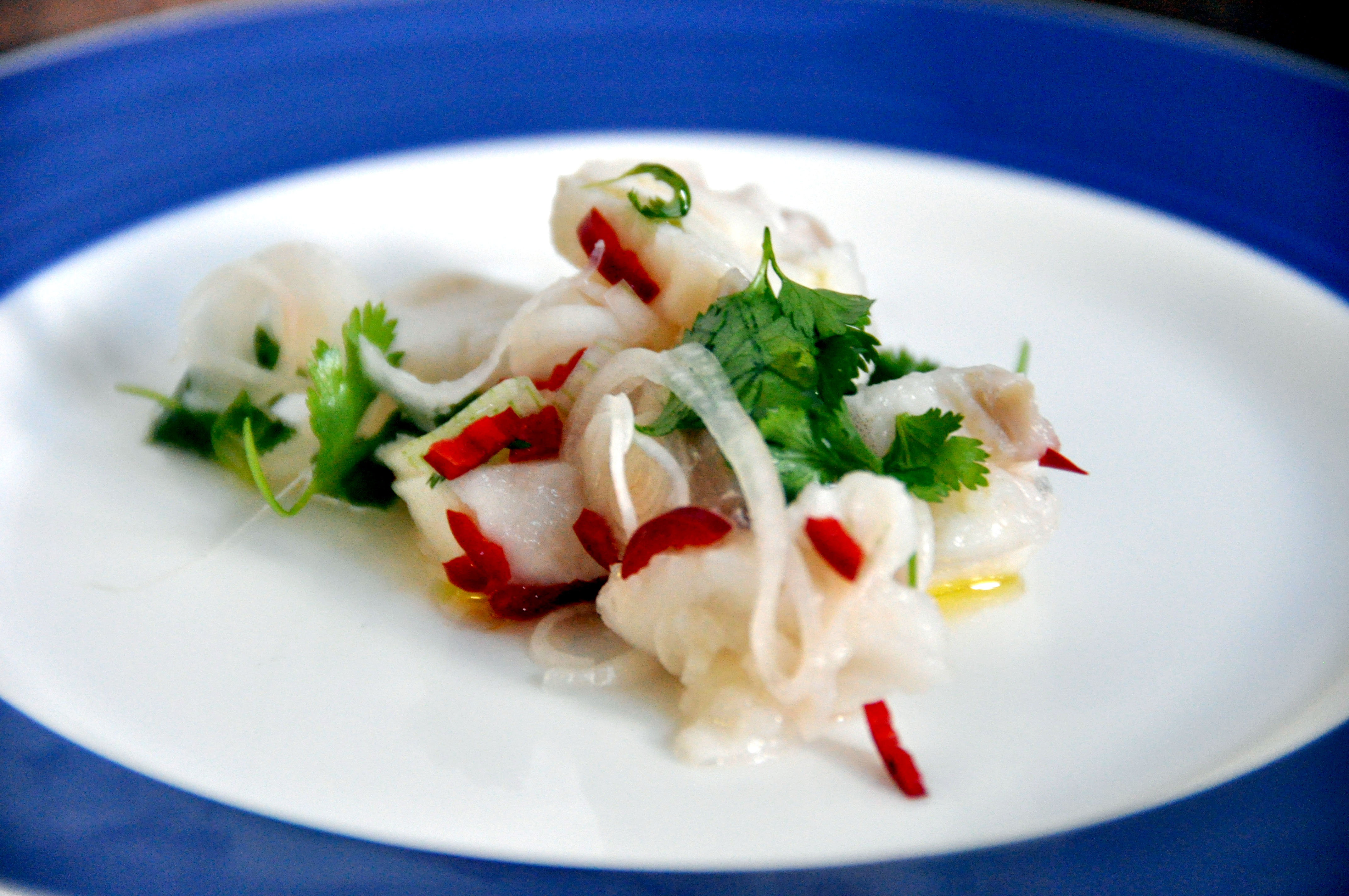 Try The Best Ceviches In Barcelona