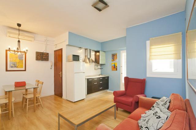louer un appartement avec un animal barcelone. Black Bedroom Furniture Sets. Home Design Ideas