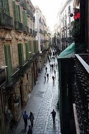 barcelona zip code gotic