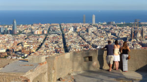 Barcelona_Old_Bunker_Overlook
