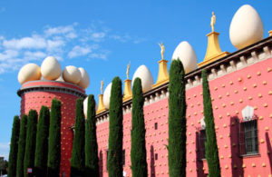 best day trips barcelona figueres dali museum