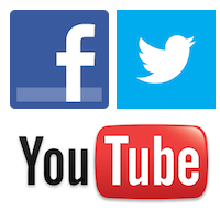 facebook-twitter-youtube