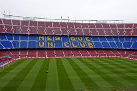 why the only team barca camp nou