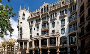Casa Fuster Barcelona Modernism