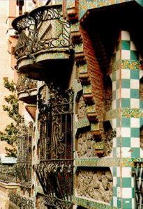 Casa Vicens Barcelona Modernism