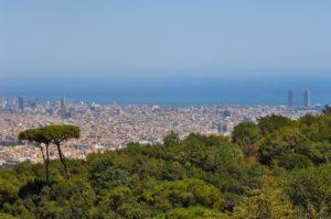 Collserola Park Barcelona