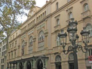 Liceu Barcelona