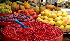 Fruit Market Barcelona