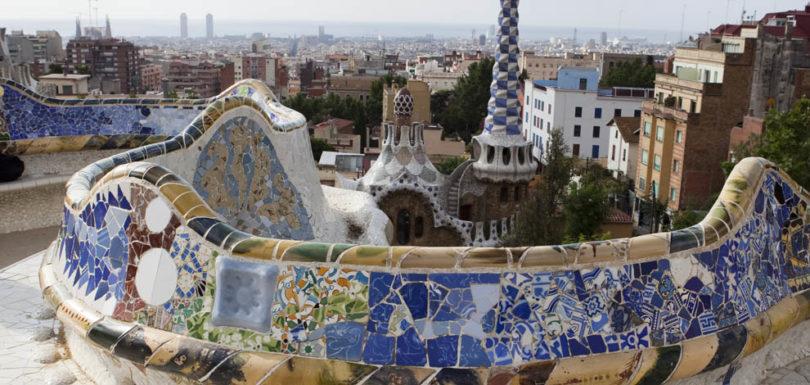 Parc Güell Antonio Gaudi