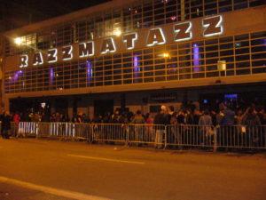 Sala Razzmatazz Barcelona