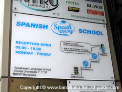 barcelona jobs- teaching english
