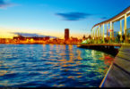 Barcelona travelling