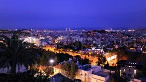 Barcelone la nuit