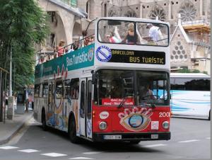 Tourist Bus Barcelona