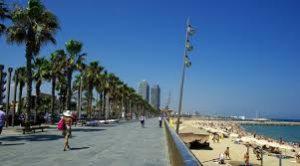 Barcelona Beach Front