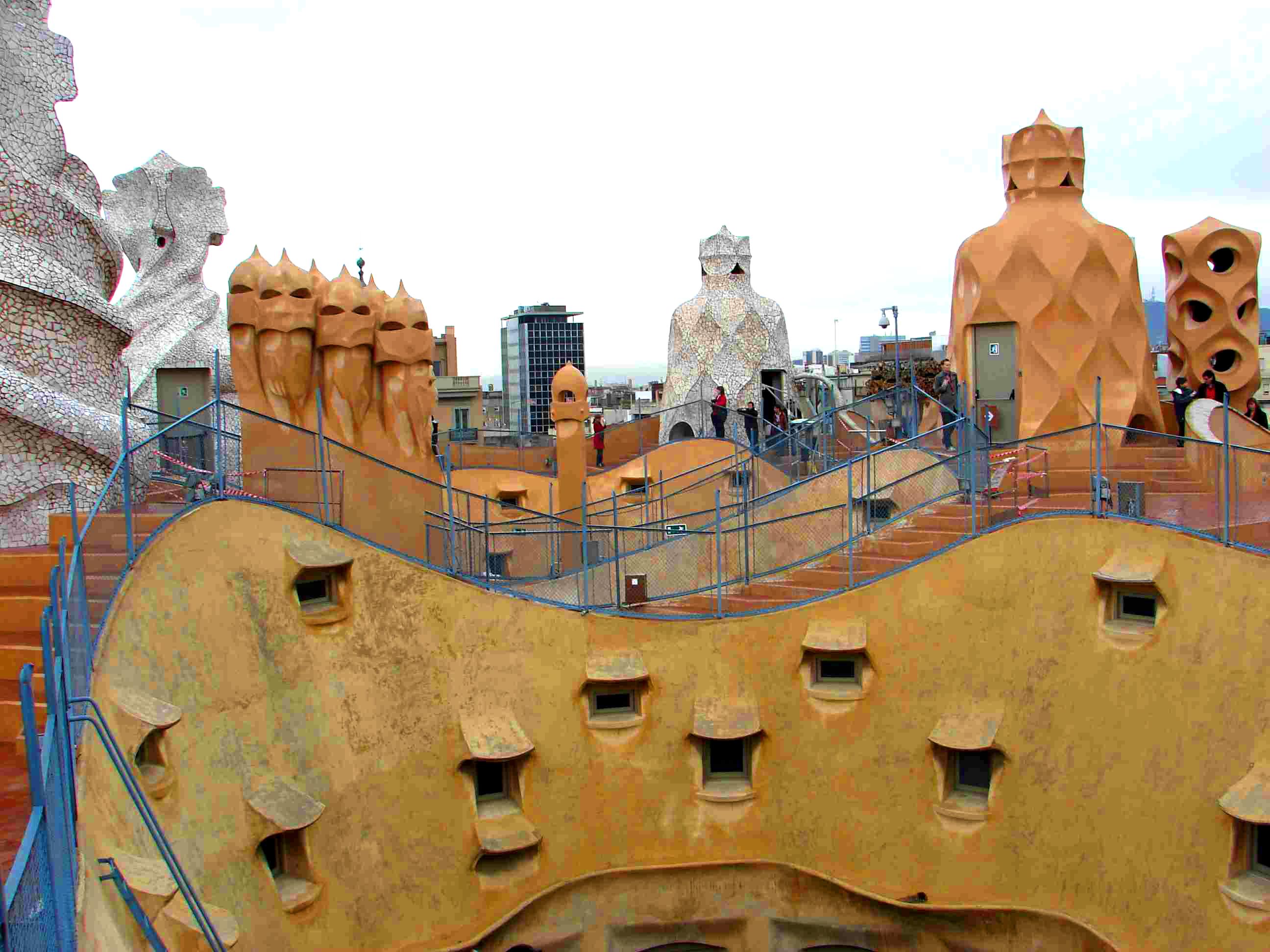Barcelona New activities