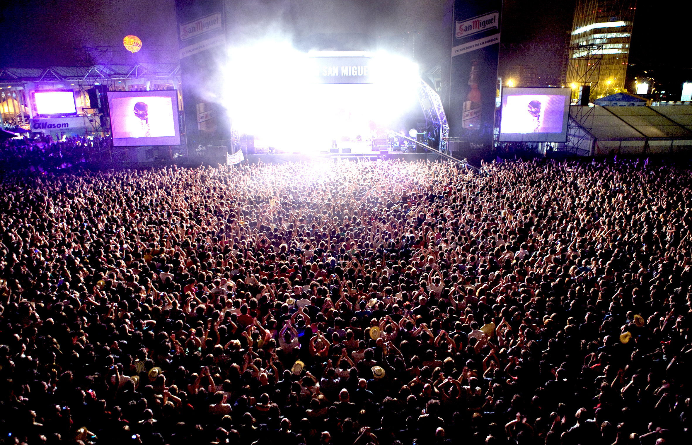 Barcelona Best music festivals