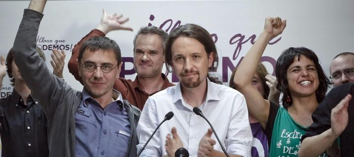 Spanish political party Podemos
