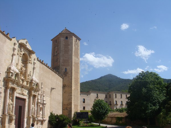 Barcelona Monastir de Poblet