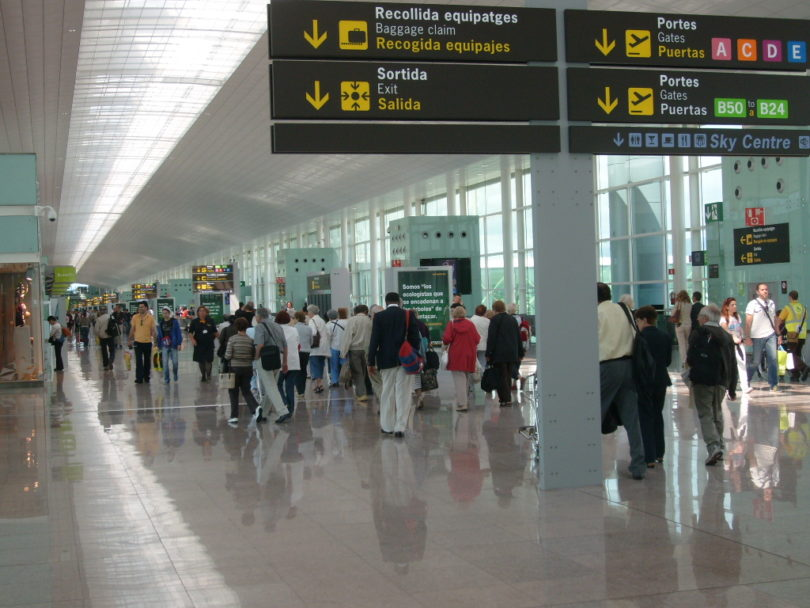 How To Get From Barcelona Airport To Barcelona City