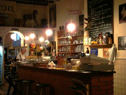 La Nena - family friendly cafe Barcelona