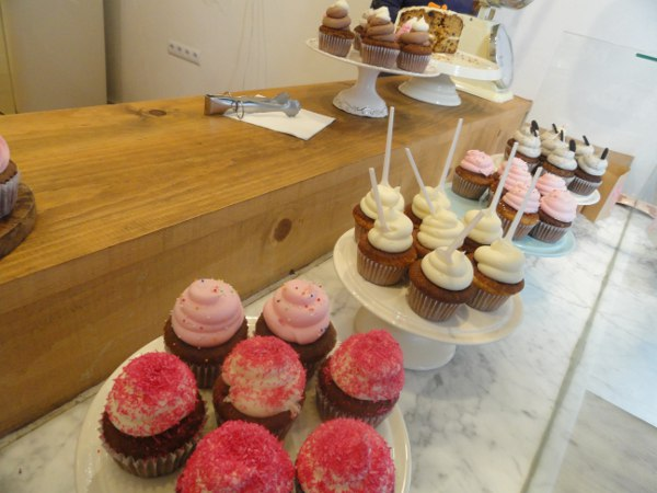 Top Cupcakes in Barcelona