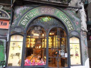 Escriba patisserie in Barcelona