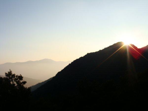 les illes Campsite Montseny