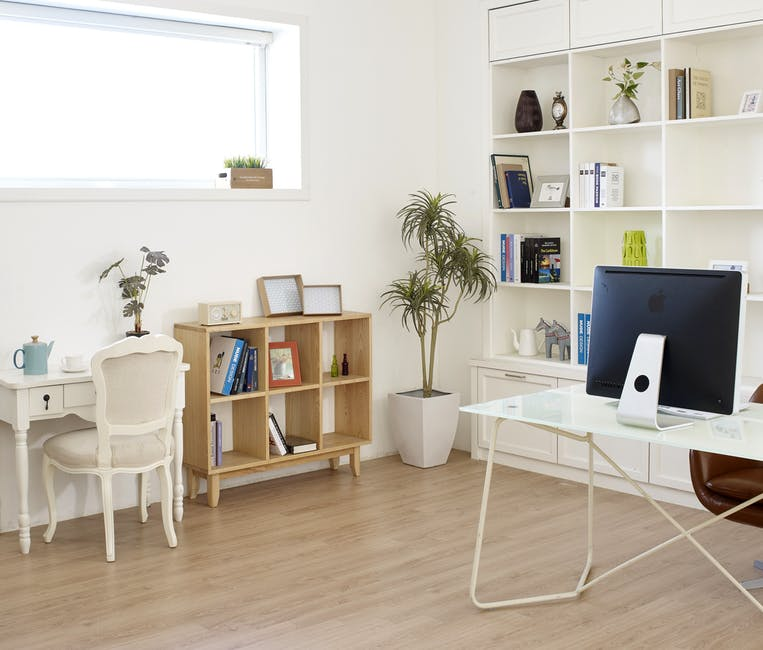 furniture in home office