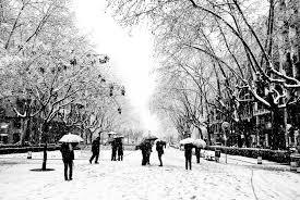 Winter Barcelona