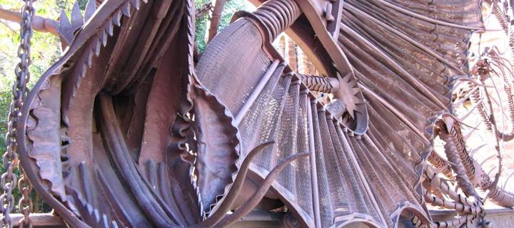 Gaudi's Unusual Architecture Barcelona