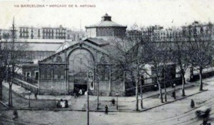 sant antoni market old picture