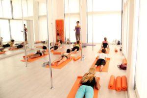 Ishta style pole dancing&yoga retreat