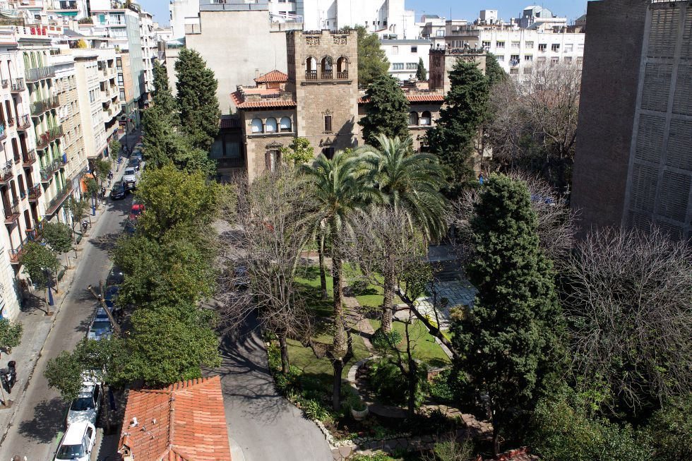 Julio Muñoz Ramonet: The preservation of a 20th century Barcelona bourgeoisie garden