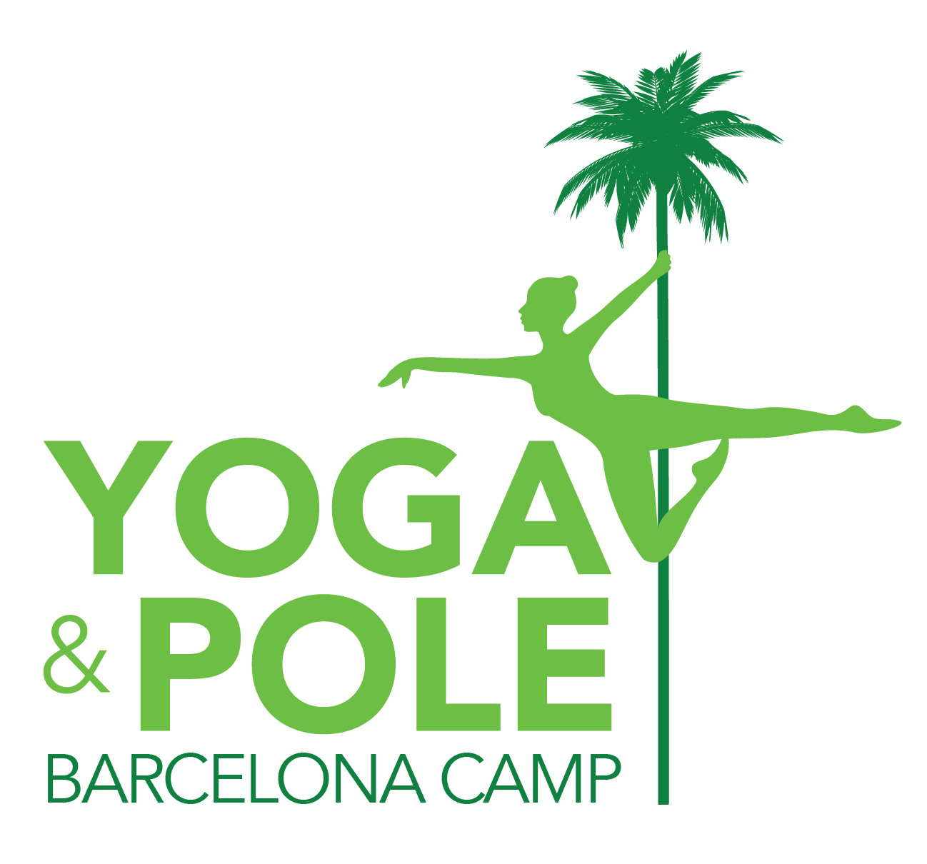 Barcelona urban pole dancing & yoga retreat