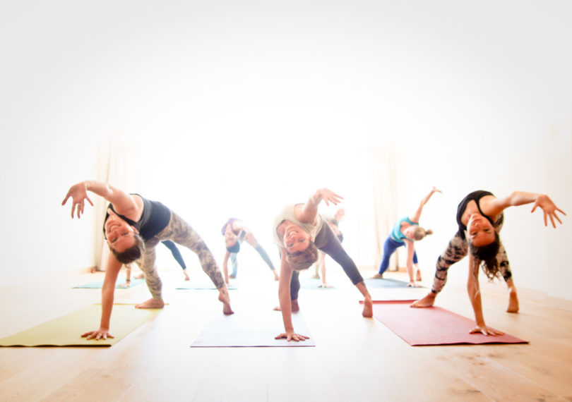 11 weekends of vinyasa yoga teacher training in barcelona