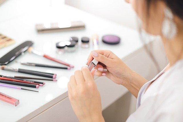 doing your makeup