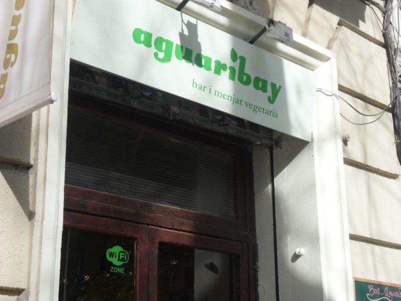 Aguaribay- vegan-friendly Barcelona