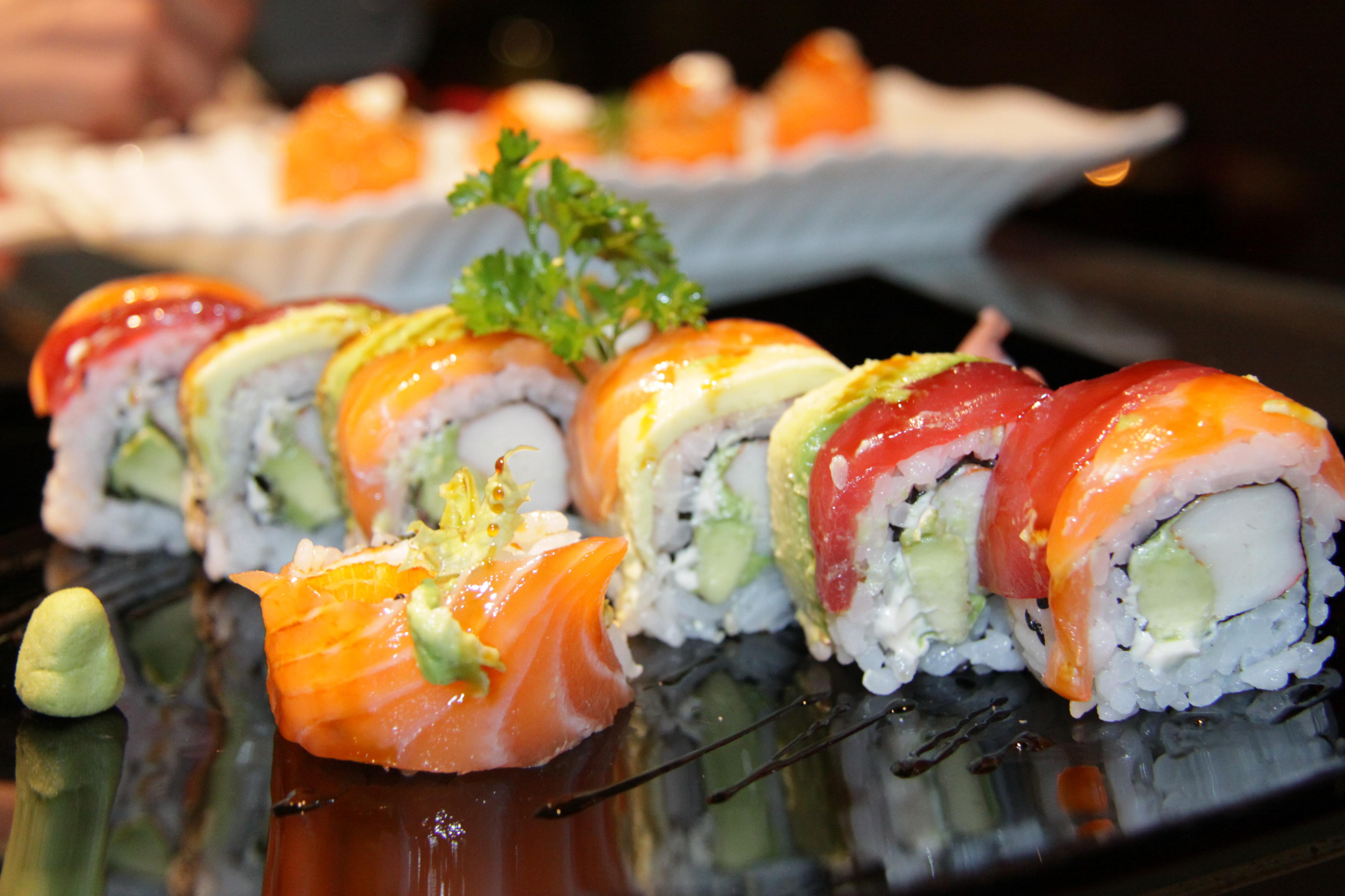 Top 5 Sushi Restaurants in Barcelona