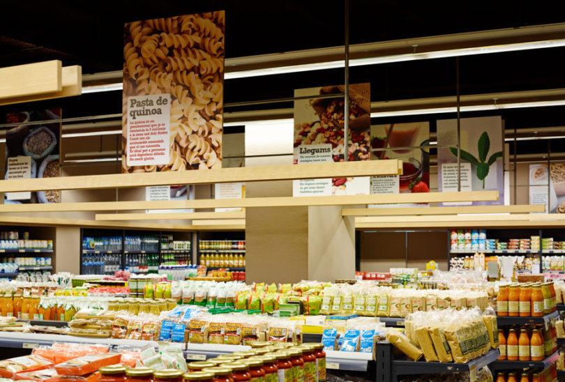 Vegan shopping in Barcelon