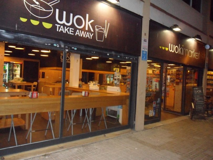 woki organic barcelona vegan takeaway and restaurant