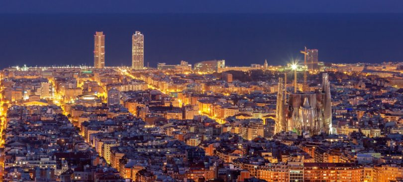 Barcelona where to go on a date