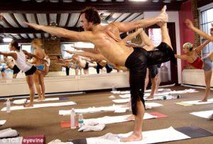 bikram yogaclass