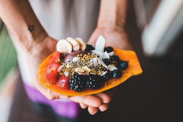 papaya for breakfast